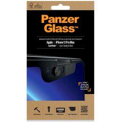 PanzerGlass Protection d'écran CamSlider™ Case Friendly iPhone 13 Pro Max - Noir