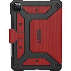 UAG Étui de tablette Metropolis iPad Pro 12.9 (2020) - Rouge