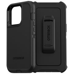OtterBox Coque Defender Rugged iPhone 13 Pro - Noir