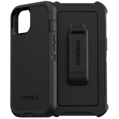 OtterBox Coque Defender Rugged iPhone 13 - Noir