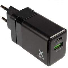 Xtorm Volt Series - Travel Charger USB-C Power Delivery & Quick Charge 3.0 - 20W