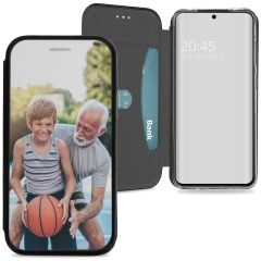 Conceptions portefeuille gel (une face) Samsung Galaxy S20