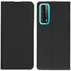 iMoshion Étui de téléphone Slim Folio Huawei P Smart (2021) - Noir