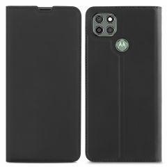 iMoshion Étui de téléphone Slim Folio Motorola Moto G9 Power  - Noir