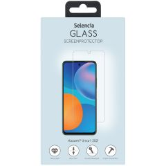 Selencia Protection d'écran en verre durci Huawei P Smart (2021)