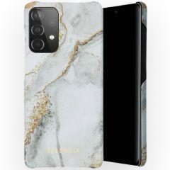 Selencia Coque Maya Fashion Galaxy A52(s) (5G/4G) - Marble Stone