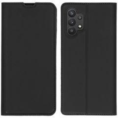 iMoshion Étui de téléphone Slim Folio Samsung Galaxy A32 (4G) - Noir