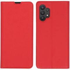 iMoshion Étui de téléphone Slim Folio Galaxy A32 (4G) - Rouge