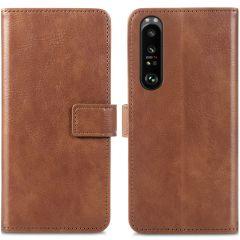 iMoshion Étui de téléphone portefeuille Luxe Sony Xperia 1 III