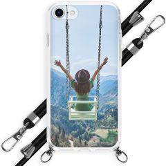 Concevez votre propre coque avec cordon iPhone SE (2020) / 8 / 7