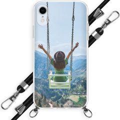 Concevez votre propre coque avec cordon iPhone Xr