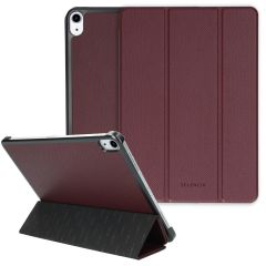 Selencia Étui de tablette Kesia Serpent Trifold iPad Air (2020)