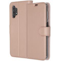 Accezz Étui de téléphone Wallet Samsung Galaxy A32 (5G) - Rose