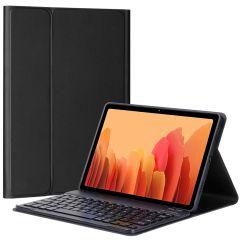 Accezz Étui Bluetooth Keyboard AZERTY Samsung Galaxy Tab A7