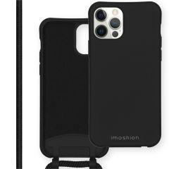 iMoshion Coque de couleur avec cordon amovible iPhone 12 Pro Max
