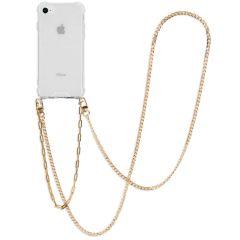iMoshion Coque avec cordon + bracelet - Chaîne iPhone SE (2020) /8/7