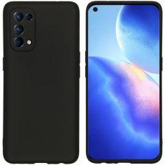 iMoshion Coque Color Oppo Find X3 Lite - Noir