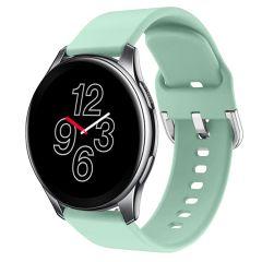 iMoshion Bracelet silicone OnePlus Watch - Turquoise