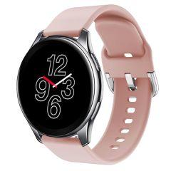 iMoshion Bracelet silicone OnePlus Watch - Rose