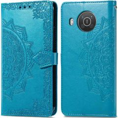 iMoshion Etui de téléphone Mandala Nokia X10 / X20 - Turquoise