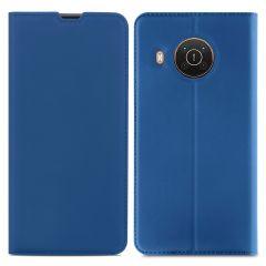 iMoshion Étui de téléphone Slim Folio Nokia X10 / X20 - Bleu foncé