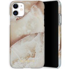 Selencia Coque Maya Fashion iPhone 11 - Earth White