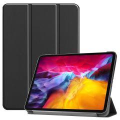 iMoshion Étui de tablette Trifold iPad Pro 11 (2018-2021) - Noir