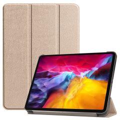 iMoshion Étui de tablette Trifold iPad Pro 11 (2018-2021) - Dorée