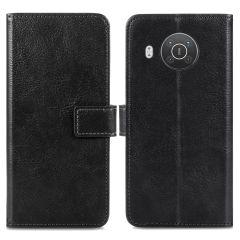 iMoshion Étui de téléphone portefeuille Luxe Nokia X10 / X20 - Noir