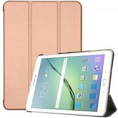 iMoshion Étui de tablette Trifold Galaxy Tab S2 9.7 - Rose