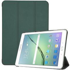 iMoshion Étui de tablette Trifold Galaxy Tab S2 9.7 - Vert foncé