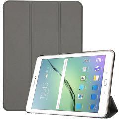 iMoshion Étui de tablette Trifold Galaxy Tab S2 9.7 - Gris