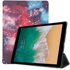 iMoshion Étui à rabat Design Trifold iPad Pro 12.9 / Pro 12.9 (2017)