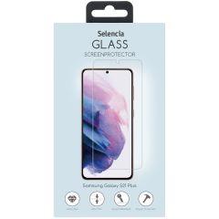 Selencia Protection d'écran en verre durci Samsung Galaxy S21 Plus