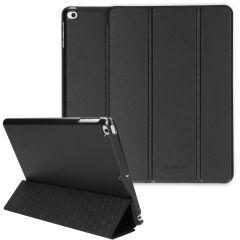 Selencia Coque en cuir vegan Trifold iPad 2018/2017 / Air(2)/Pro 9.7
