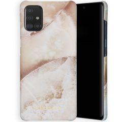 Selencia Coque Maya Fashion Samsung Galaxy A71 - Earth White