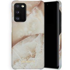 Selencia Coque Maya Fashion Samsung Galaxy A41 - Earth White