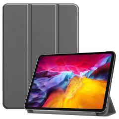 iMoshion Étui de tablette Trifold iPad Pro 11 (2018-2021) - Gris