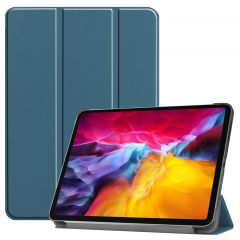 iMoshion Étui de tablette Trifold iPad Pro 11 (2018-2021) - Vert foncé