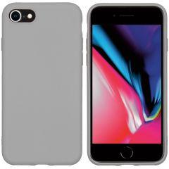 iMoshion Coque Color iPhone SE (2020) / 8 / 7 - Grijs