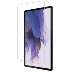 Accezz Protection d'écran premium en verre Galaxy Tab S7 plus / Tab S7 FE