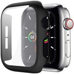 iMoshion Coque rigide + protecteur d'écran Apple Watch 1-3 38mm