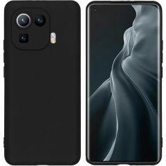 iMoshion Coque Color Xiaomi Mi 11 Pro - Noir