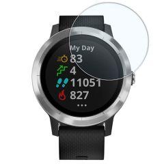 iMoshion Protection d'écran en verre 3pack Garmin Vivoactive 3