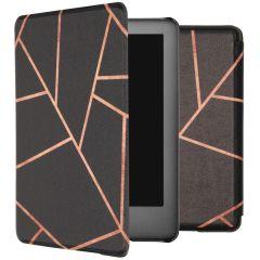 iMoshion Coque à rabat design Slim Hard Amazon Kindle 10
