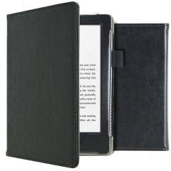 iMoshion Étui de liseuse en cuir végan Amazon Kindle 10 - Noir