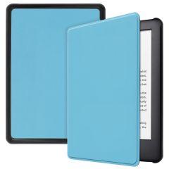 iMoshion Coque à rabat Slim Hard Amazon Kindle 10 - Bleu clair