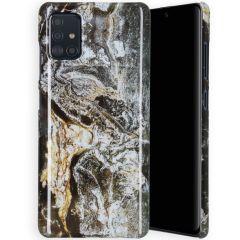 Selencia Coque Maya Fashion Samsung Galaxy A71 - Quartz Black