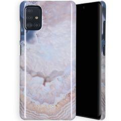 Selencia Coque Maya Fashion Samsung Galaxy A41 - Agate Rose