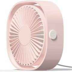 iMoshion Ventilateur de bureau USB - Rose